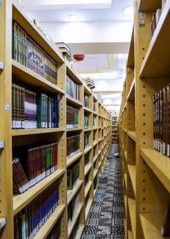 مكتبة العتبة الحسينية: مصادر علمية حديثة ستكون متاحة للباحثين قريبا