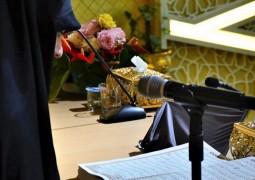 العتبة الحسينية تخرج دفعة من حافظات القران الكريم