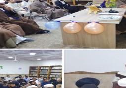 مدرسة الامام الجواد تقيم حفلا بهيجا بذكرى الولادات الميمونة