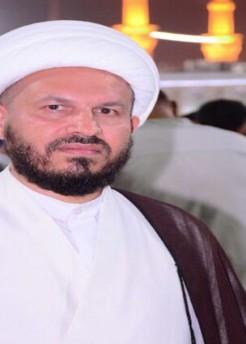 لقاء الله تعالى  كلمة لسماحة الشيخ عبد الرضا الرويمي في مجلس درسه
