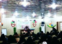 جامعة الكوثر ( ع) النسوية  تنظم ندوة علمية بحضور الباحثة بتول العرندس من دولة لبنان العربية