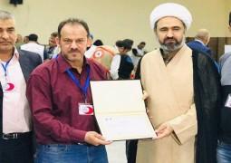 مؤسسة فيض الزهراء (ع) فرع بغداد تقدم الخدمة الطبية بمشاركة الأطباء الأستشاريين