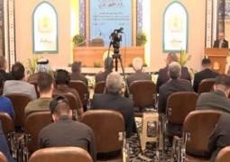 أمانة مسجد الكوفة تعلن عن انطلاق مشروع يوم الخط العربي في النجف الأشرف