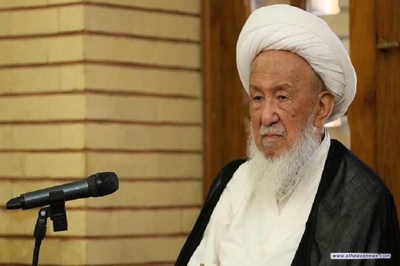 سماحة الشيخ الفياض (دام ظله) يستأنف درسه يوم الاحد 3 ربيع الاول 1440 الموافق 11 تشرين الثاني 2018