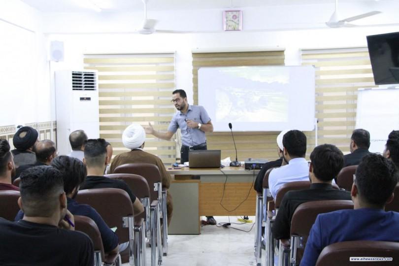 المعهد الاسلامي للتطوير والدراسات يقيم ورشة تدريبية تخصصية في الاعلام