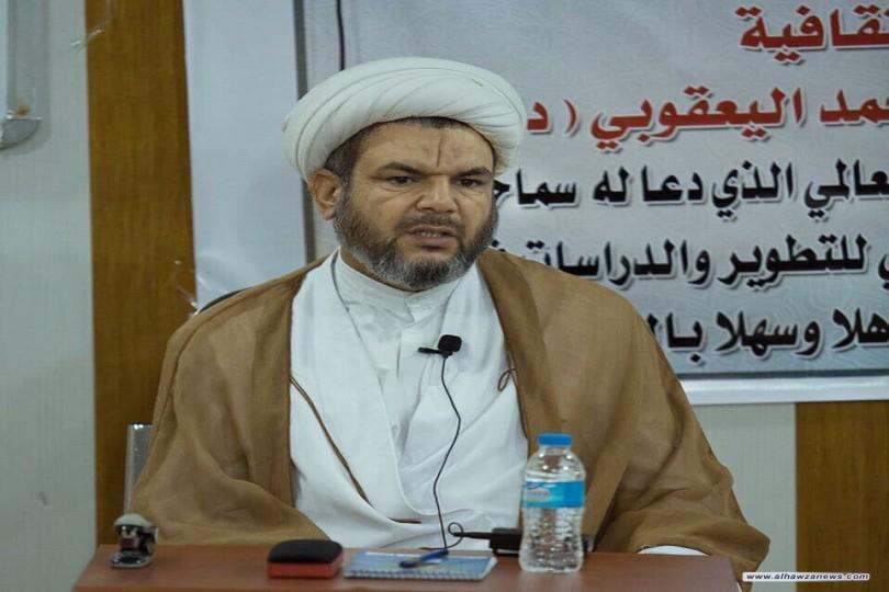 بذكرى يوم المنبر العالمي : مكتب المرجعية في ميسان ينظم ندوة للخطباء عن دور المنبر الحسيني ووظيفته