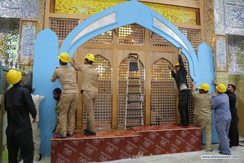 دار القرآن الكريم في العتبة العلوية تنهي استعداداتها الفنية لإقامة برامج شهر رمضان المبارك
