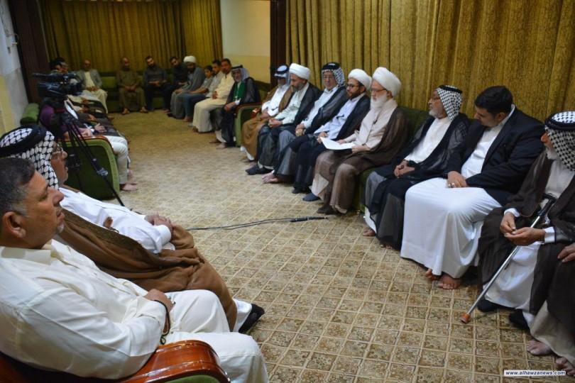 مواقف الإمام الحسن ع نبراس يضيء الطريق للامة