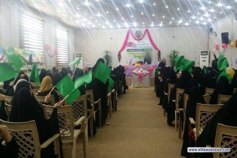جامعة الزهراء (ع) تقيم احتفالها السنوي بذكرى ولادة أم أبيها (ع)
