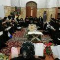 """إقامة ختمة قرآنية بالعتبة الكاظمية في ذكرى ولادة الحوراء زينب """"ع"""""""