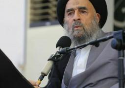 المرجع_المدرسي يدعو الى وضع خطة شاملة لمواجهة الأزمة الإقتصادية في العراق