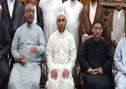 مركز الامام الصادق عليه السلام يستضيف طلبة جامعة باقر العلوم (ع)