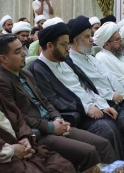 معهد الإمام الحسين (ع) يحتفي بتخرج طلبة الدورات القرانية التي ينظمها