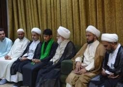 المرجع اليعقوبي : دور الشعائر الدينية في إدامة زخم الحركة الإسلامية