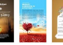 إصدار مجلة شهرية بعنوان عمق الشمس للزوار الأجانب في العتبة الرضوية