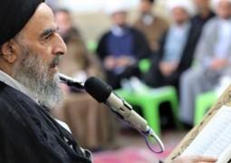 المرجع المدرسي يؤكد على قدرة العراقيين على إصلاح البلد بإتخاذ الوسائل المشروعة
