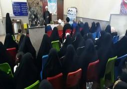 جامعة الزهراء (ع) في الشعلة تقيم مؤتمرها السنوي بمناسبة ولادة السيدة فاطمة الزهراء (ع)