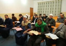 معهدُ القرآن الكريم يُطلق دورتَه التخصّصية في المقامات بالطريقة العراقيّة