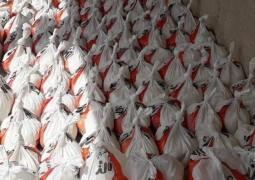 بأكثر من (35) ألف سلّة غذائيّة: مواكبُ واسط تواصل جهودها الإغاثيّة في مساعدة العوائل الفقيرة والمتعفّفة