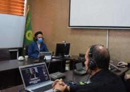 """أول مؤتمر افتراضي تحت عنوان """"الإمام الرضا (ع) والعلوم الحديثة"""""""