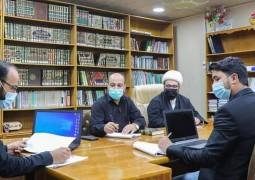 العتبة العلوية المقدسة تستحدث شعبة الدراسات والبحوث القرآنية ضمن هيكلية مركز القرآن الكريم.
