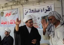 الهيأة المركزية التابعة لمكتب المرجع اليعقوبي تقدم نشاطاتها الثقافية في النجف الأشرف