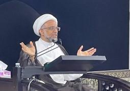 الشيخ الصفار يشيد بشخصية السيد الحكيم وحرصه على وحدة المجتمع