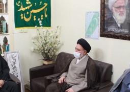 مدير حوزة الإمام الجواد: سمعة المرجع اليعقوبي الطيبة ملأت مدن إيران المختلفة