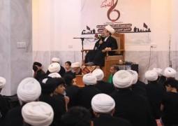 انطلاقُ المشروع التبليغيّ للأربعين الحسينيّ والذي ترعاه الحوزة العلمية المباركة