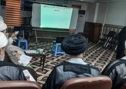 اختتام الدورة دورة المسجد المثالي التنموية
