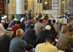 محفل قرآني بمناسبة ذكرى ولادة الاقمار