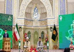 العتبة الرضوية المقدسة تقيم برامج قرآنية خلال شهر رمضان الفضيل