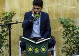 مركزُ المشاريع القرآنيّة يُطلق محفله القرآنيّ الأسبوعيّ في مقام الإمام المهديّ (عجّل الله فرجه)