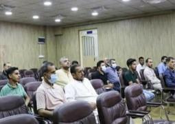 معهدُ القرآن الكريم في النجف يفتتح دورةً في قواعد التجويد