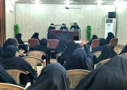 الحركة العلمية والسياسية للإمام جعفر الصادق (ع) في ندوة علمية نظمتها جامعة الكوثر النسوية