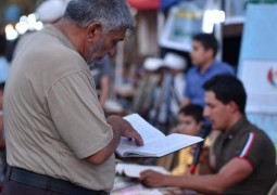 مكتب المرجع اليعقوبي في بغداد يقيم مهرجانه الاول بعنوان أسبوع الولاية