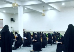 """اللجنة المركزية المشرفة على فروع جامعة الزهراء"""" ع"""" تعلن عن انطلاق الامتحانات المركزية لفروعها"""