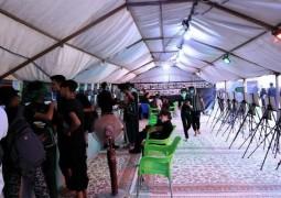 مركز القرآن الكريم في العتبة العلوية يختتم مشروعه القرآني السنوي التاسع في زيارة الأربعين