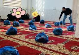 مؤسسة فيض الزهراء (ع) تنظم حملة قائم آل محمد لتوزيع الكسوة الشتوية