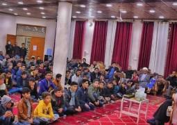 منتدى البصائر يقيم جلسته الثانية برعاية مؤسسة ملتقى العلم والدين الثقافية
