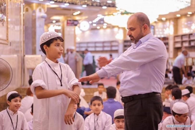 مشروعُ الدورات القرآنيّة الصيفيّة يستقبل أكثر من (20.000) طالب من كربلاء المقدّسة وباقي المحافظات