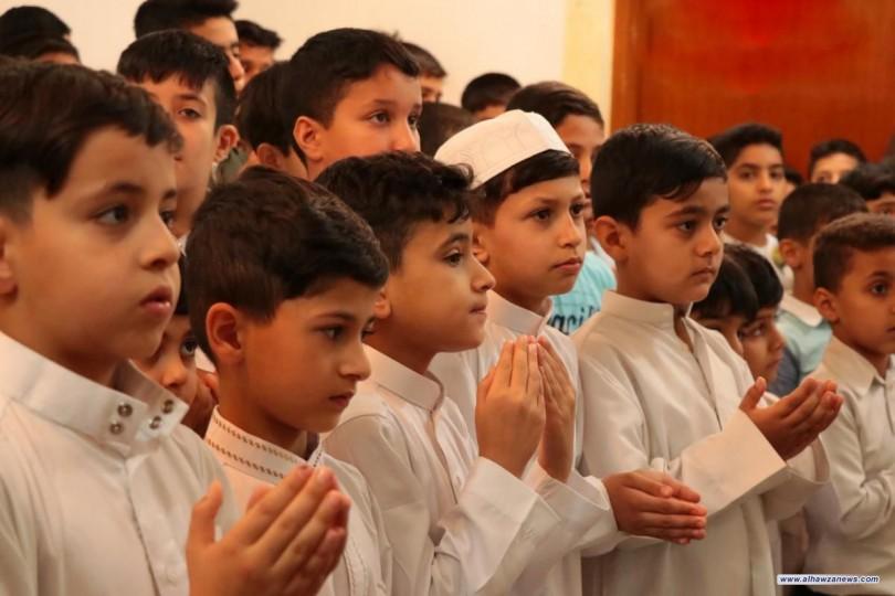 النجفُ الأشرف تشهدُ مشاركة أكثر من (3.500) طالب في مشروع الدورات القرآنيّة الصيفيّة