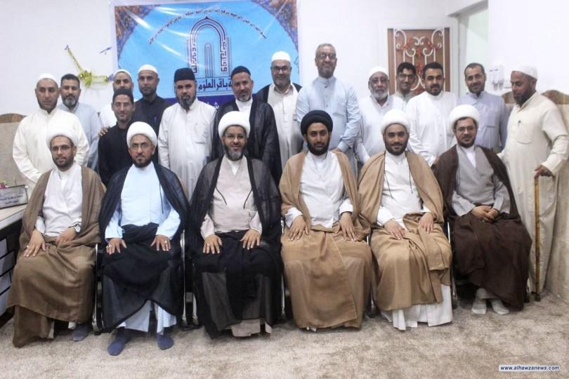 الدورة التأهيلية الثانية على التوالي التي تقيمها اللجنة المركزية المشرفة على فروع جامعة باقر العلوم الدينية