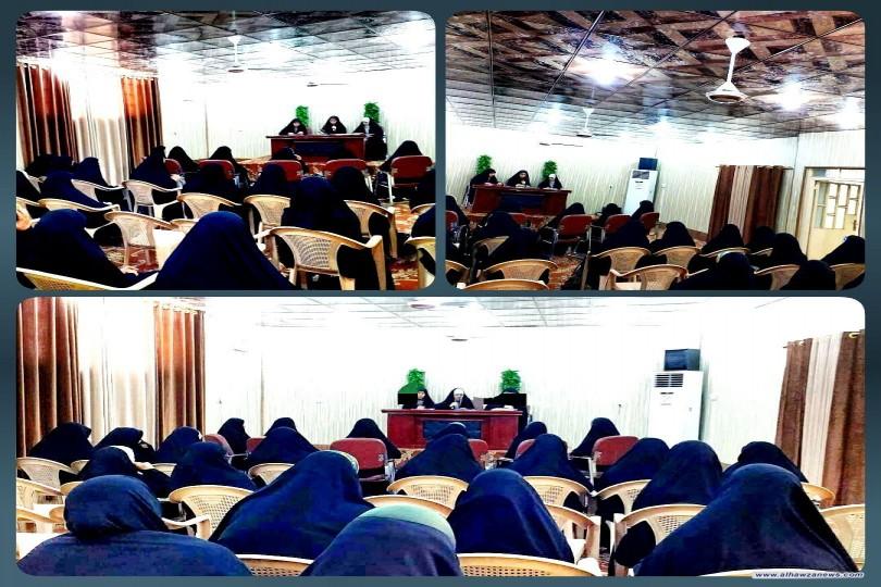 جامعة الكوثر النسوية تنظم ندوة علمية بذكرى استشهاد السيد محمد محمد صادق الصدر ( قدس)