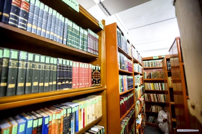 العتبة العباسية تعيد الروح والحياة إلى المكتبة الشبرية العامة في النجف الاشرف