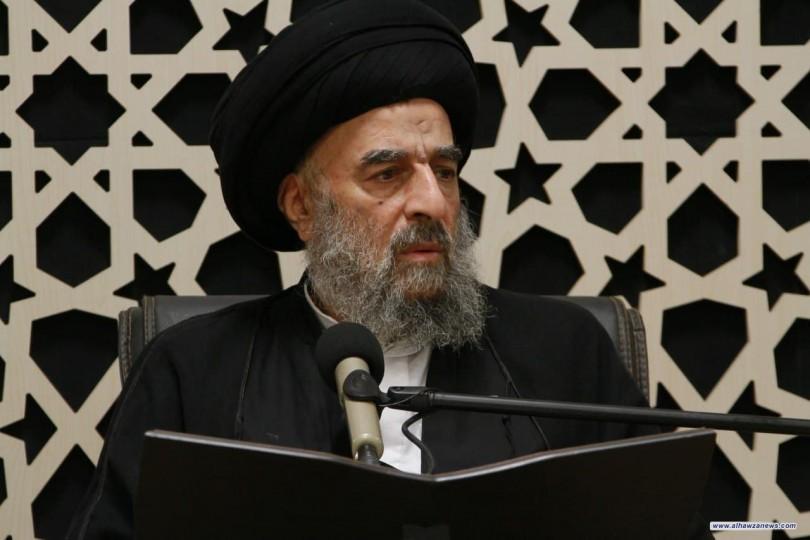 المرجع المدرسي يدعو الحركات السياسية في العالم الإسلامي إلى التمسك بمنهج الوسطية الإسلامي