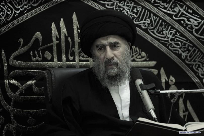 المرجع المدرسي: شعبٌ يحيي ذكرى سيد الشهداء عليه السلام لن يرضى أن يكون جزءً من مؤامرة الظالمين
