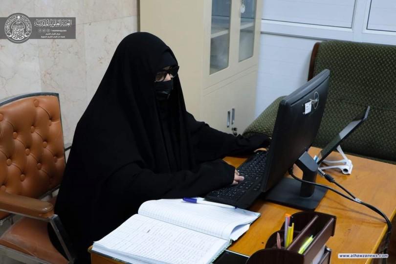 دار القرآن النسوية تسجل (500) طالبة في دورة النغم القرآني.
