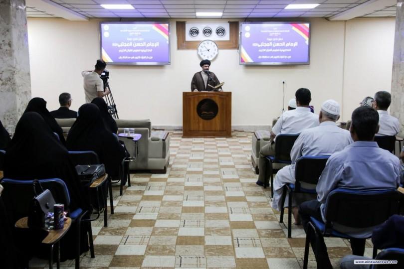 بمشاركة 60 طالبا دار القرآن الكريم تختتم دورة في علوم القرآن الكريم