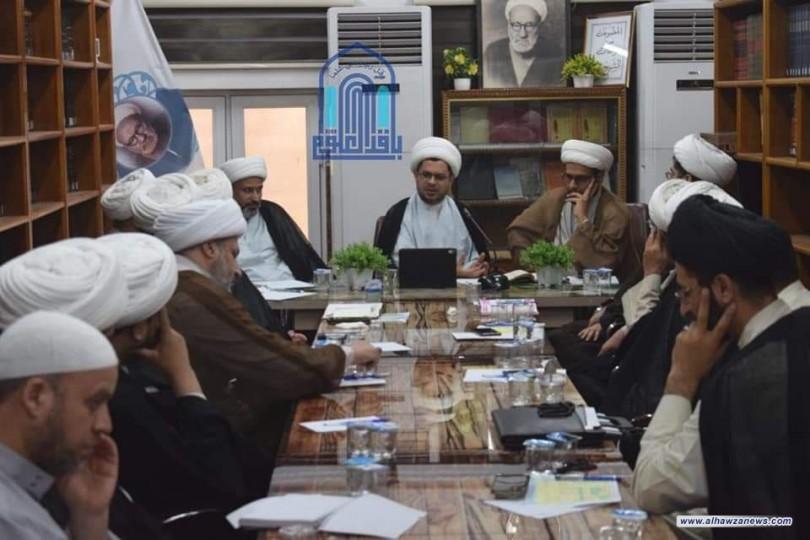 اللجنة المركزية المشرفة على جامعة باقر العلوم الدينيّة توعز بعودة الدوام الحضوري في عامها الجديد